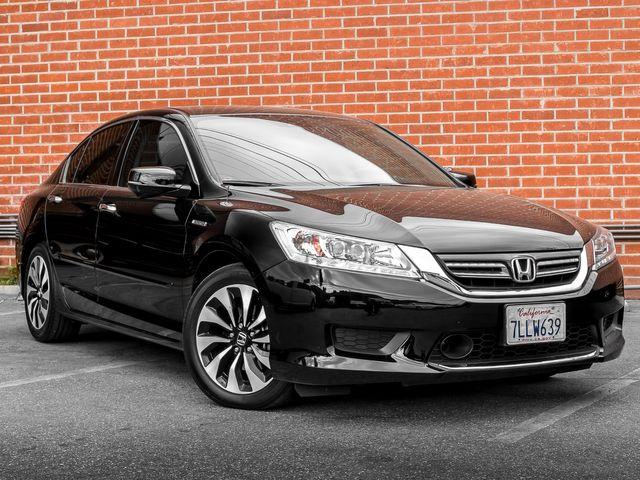 2015 Honda Accord Touring HYBRID Burbank, CA 1