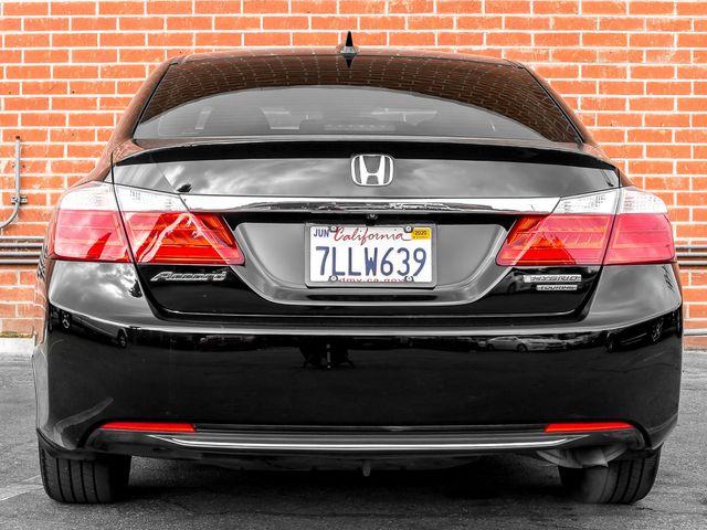 2015 Honda Accord Touring HYBRID Burbank, CA 3
