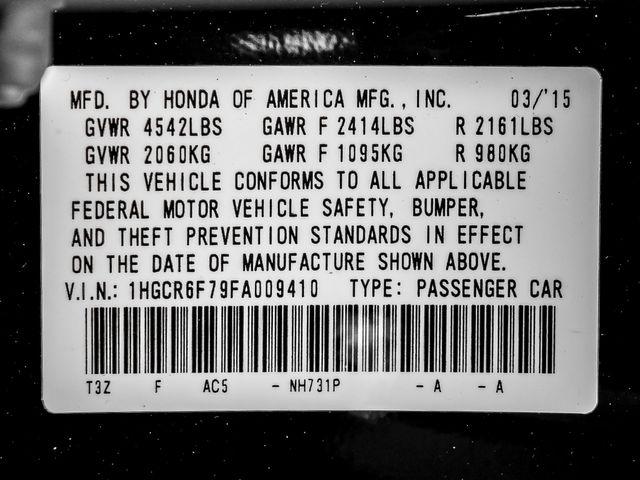 2015 Honda Accord Touring HYBRID Burbank, CA 30