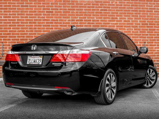 2015 Honda Accord Touring HYBRID Burbank, CA 5