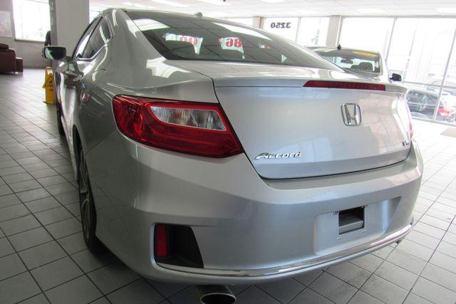 2015 Honda Accord EX-L W/ BACK UP CAM Chicago, Illinois 4