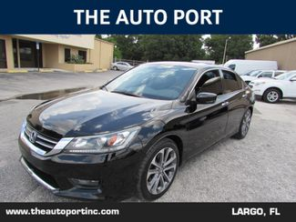 2015 Honda Accord Sport in Clearwater Florida, 33773