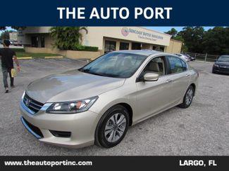 2015 Honda Accord LX in Clearwater Florida, 33773