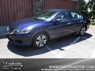 2015 Honda Accord LX Farmington, MN