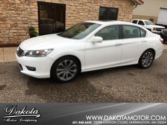 2015 Honda Accord EX-L Farmington, MN