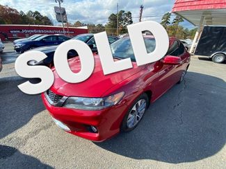2015 Honda Accord EX-L - John Gibson Auto Sales Hot Springs in Hot Springs Arkansas