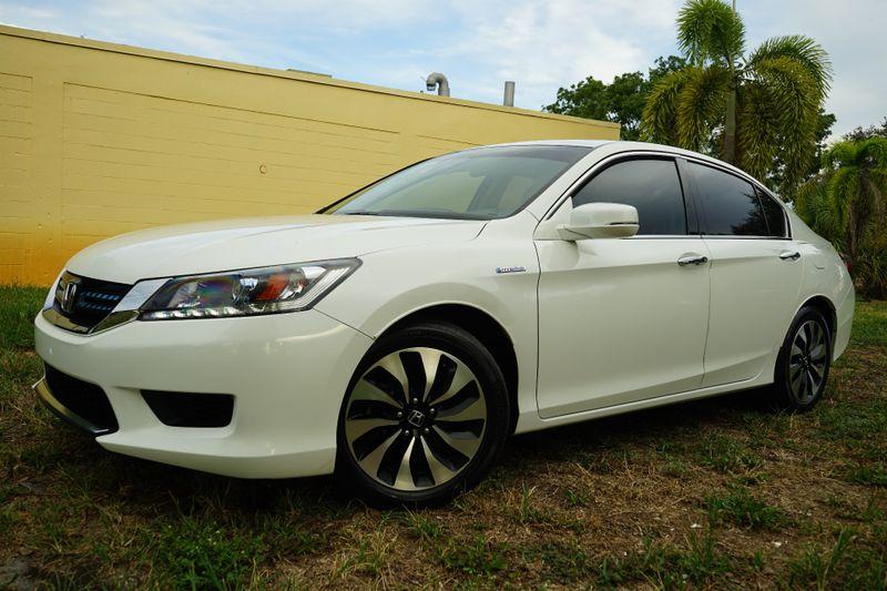 2015 Honda Accord Hybrid in Lighthouse Point FL