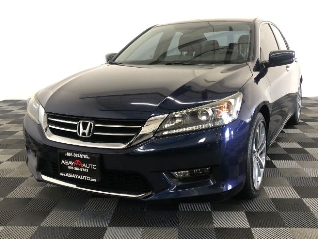 2015 Honda Accord Sport LINDON, UT 2