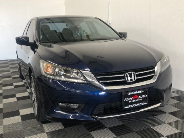 2015 Honda Accord Sport LINDON, UT 7