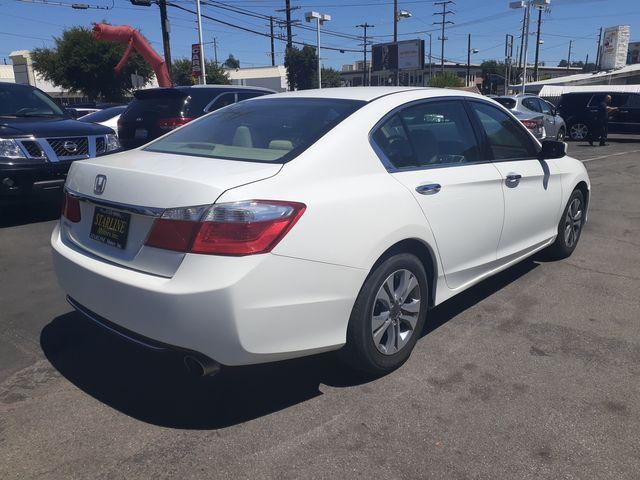 2015 Honda Accord LX Los Angeles, CA 5