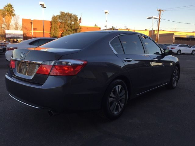 2015 Honda Accord LX 5 YEAR/60,000 MILE FACTORY POWERTRAIN WARRANTY Mesa, Arizona 4