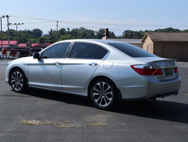2015 Honda Accord Sport  in Maryville, TN