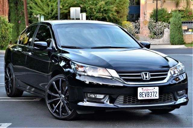 2015 Honda Accord Sport *salvage* Reseda, CA 3
