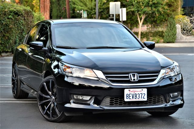 2015 Honda Accord Sport *salvage* Reseda, CA 8