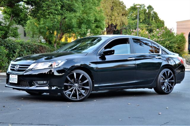 2015 Honda Accord Sport *salvage* Reseda, CA 12