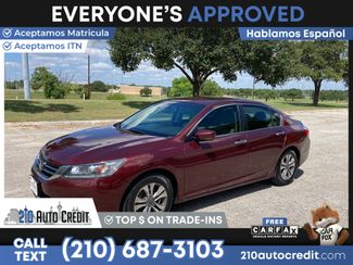 2015 Honda Accord LX in San Antonio, TX 78237