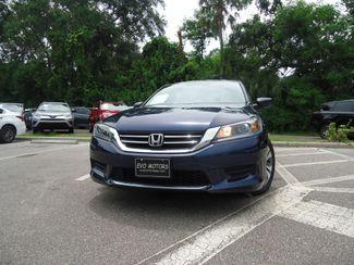 2015 Honda Accord LX SEFFNER, Florida