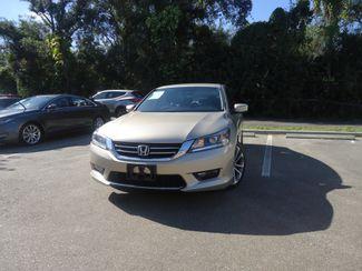 2015 Honda Accord Sport SEFFNER, Florida