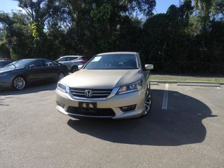 2015 Honda Accord Sport SEFFNER, Florida 7