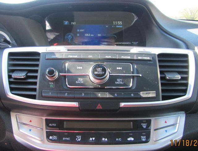 2015 Honda Accord LX St. Louis, Missouri 10