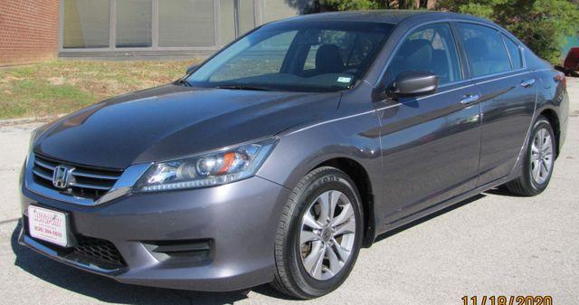 2015 Honda Accord LX St. Louis, Missouri 5