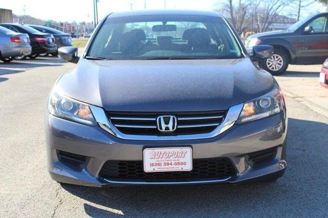 2015 Honda Accord LX St. Louis, Missouri 4