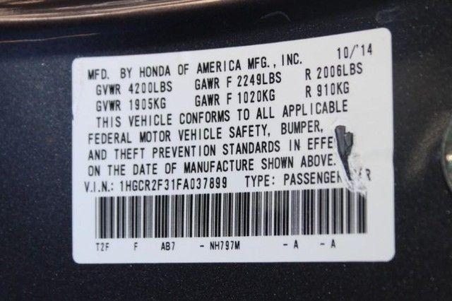 2015 Honda Accord LX St. Louis, Missouri 25