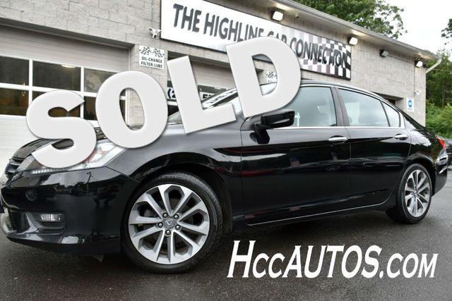 2015 Honda Accord Sport Waterbury, Connecticut