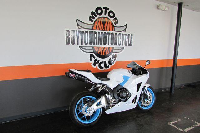 2015 Honda CBR® 600RR Arlington, Texas 1