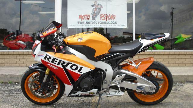 2015 Honda CBR® 1000RR Repsol Champion Special