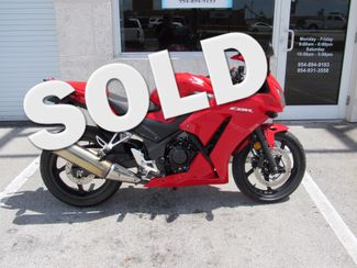 2015 Honda CBR® 300R in Dania Beach Florida, 33004