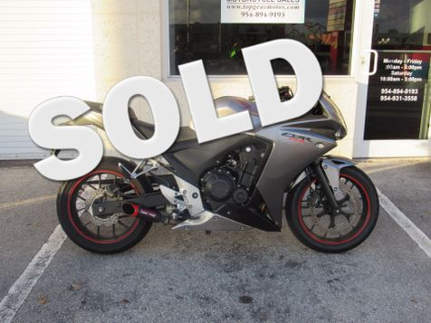 2015 Honda CBR500R  in Dania Beach, Florida