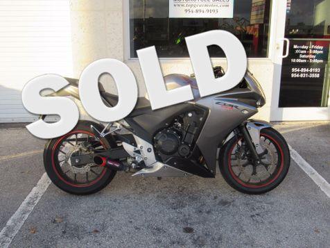 2015 Honda CBR500R  in Dania Beach, Florida