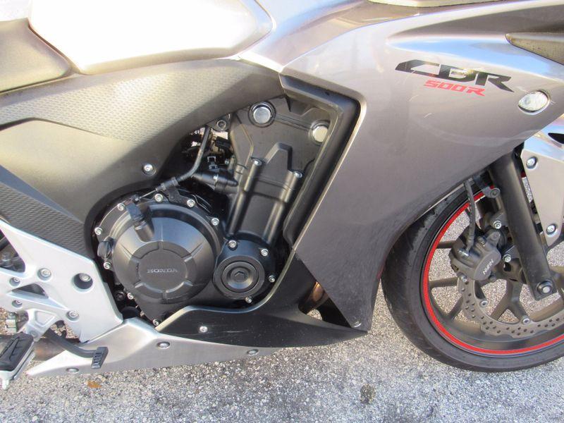 2015 Honda CBR500R   city Florida  Top Gear Inc  in Dania Beach, Florida