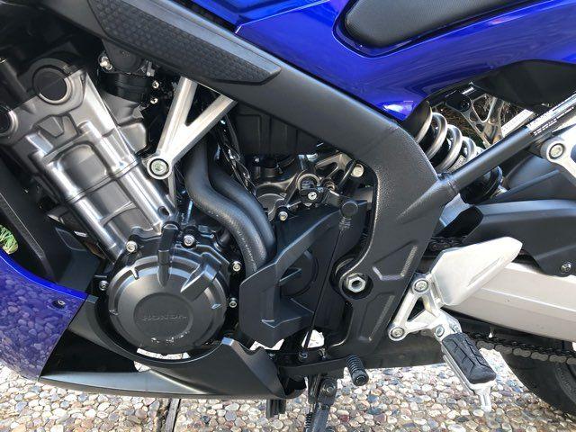 2015 Honda CBR650F in McKinney, TX 75070