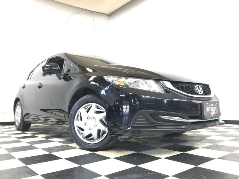 2015 Honda Civic *Affordable Financing* | The Auto Cave in Addison