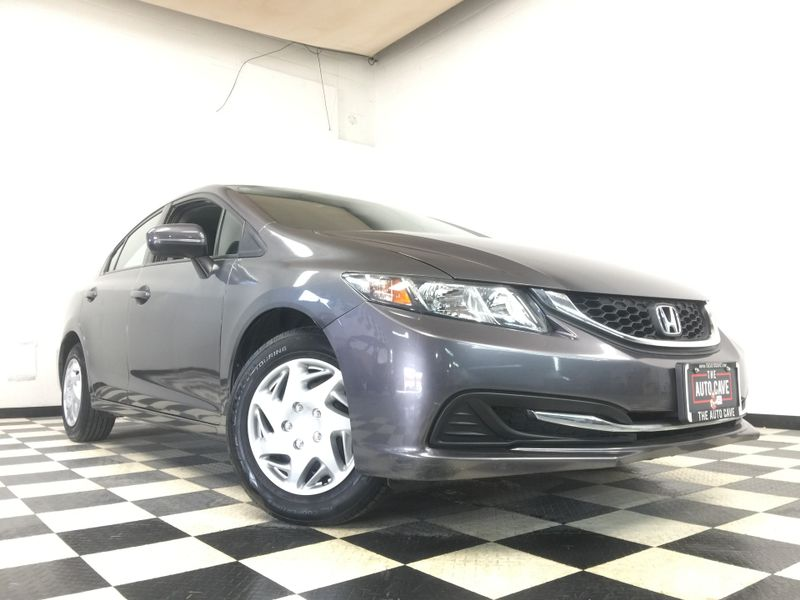 2015 Honda Civic *Get APPROVED In Minutes!* | The Auto Cave in Addison