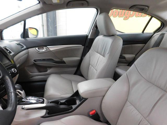 2015 Honda Civic EX-L in Airport Motor Mile ( Metro Knoxville ), TN 37777