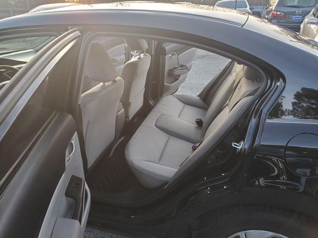 2015 Honda Civic LX in Alpharetta, GA 30004