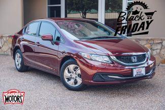 2015 Honda Civic LX in Arlington, Texas 76013