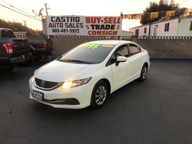 2015 Honda Civic LX in Arroyo Grande, CA 93420