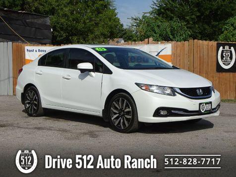 2015 Honda Civic EX-L in Austin, TX