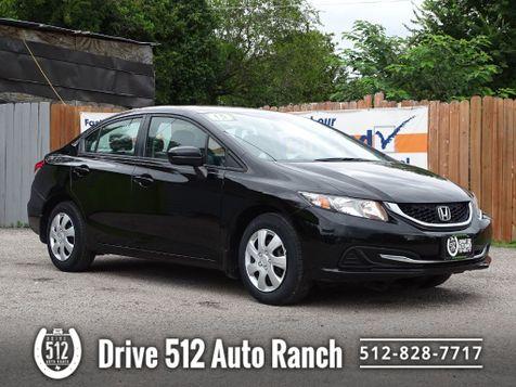 2015 Honda Civic LX in Austin, TX