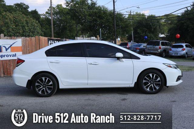 2015 Honda Civic EX in Austin, TX 78745