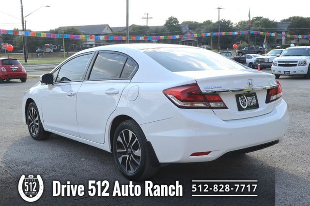 2015 Honda Civic EX in Austin, TX 78745