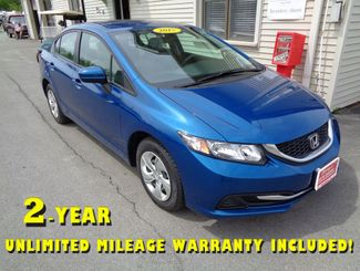 2015 Honda Civic LX in Brockport NY, 14420