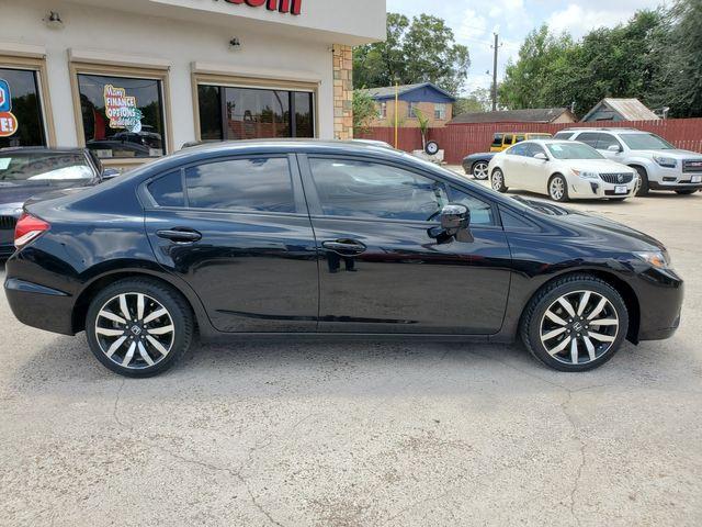 2015 Honda Civic EX-L in Brownsville, TX 78521