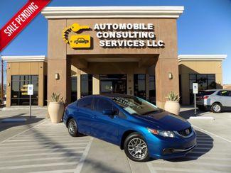 2015 Honda Civic LX in Bullhead City, AZ 86442-6452
