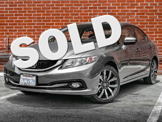 2015 Honda Civic EX-L Burbank, CA