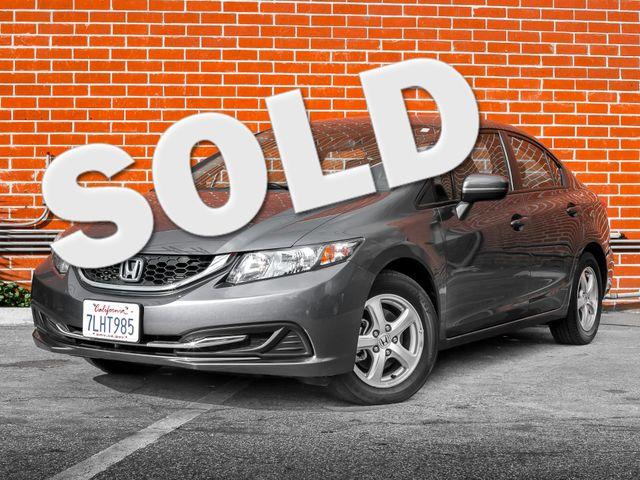2015 Honda Civic CNG Burbank, CA